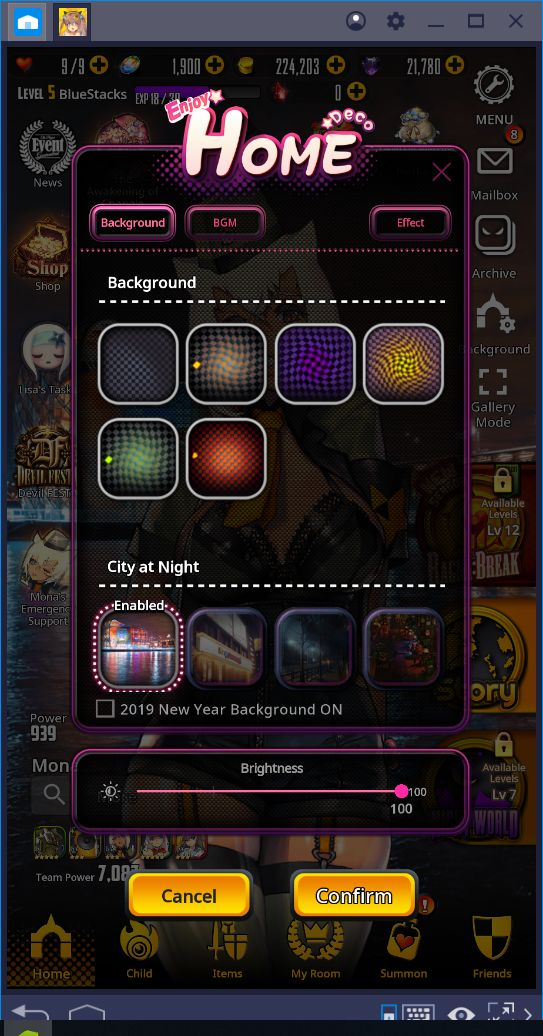Beginner's Guide for Destiny Child—What do all These Buttons Do?!