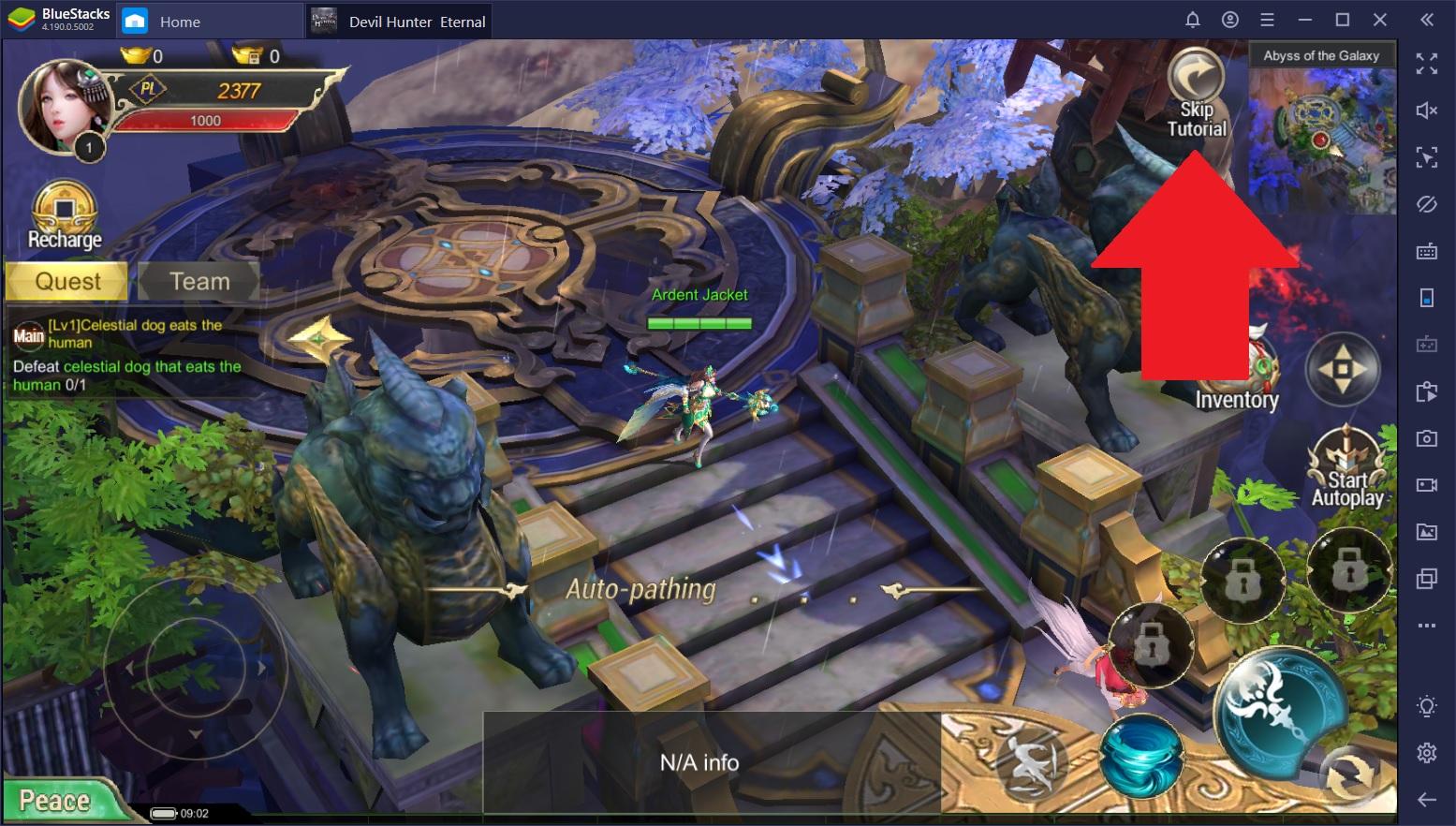 Devil Hunter: Eternal War - Beginner's Guide for Getting Started in This Mobile MMORPG