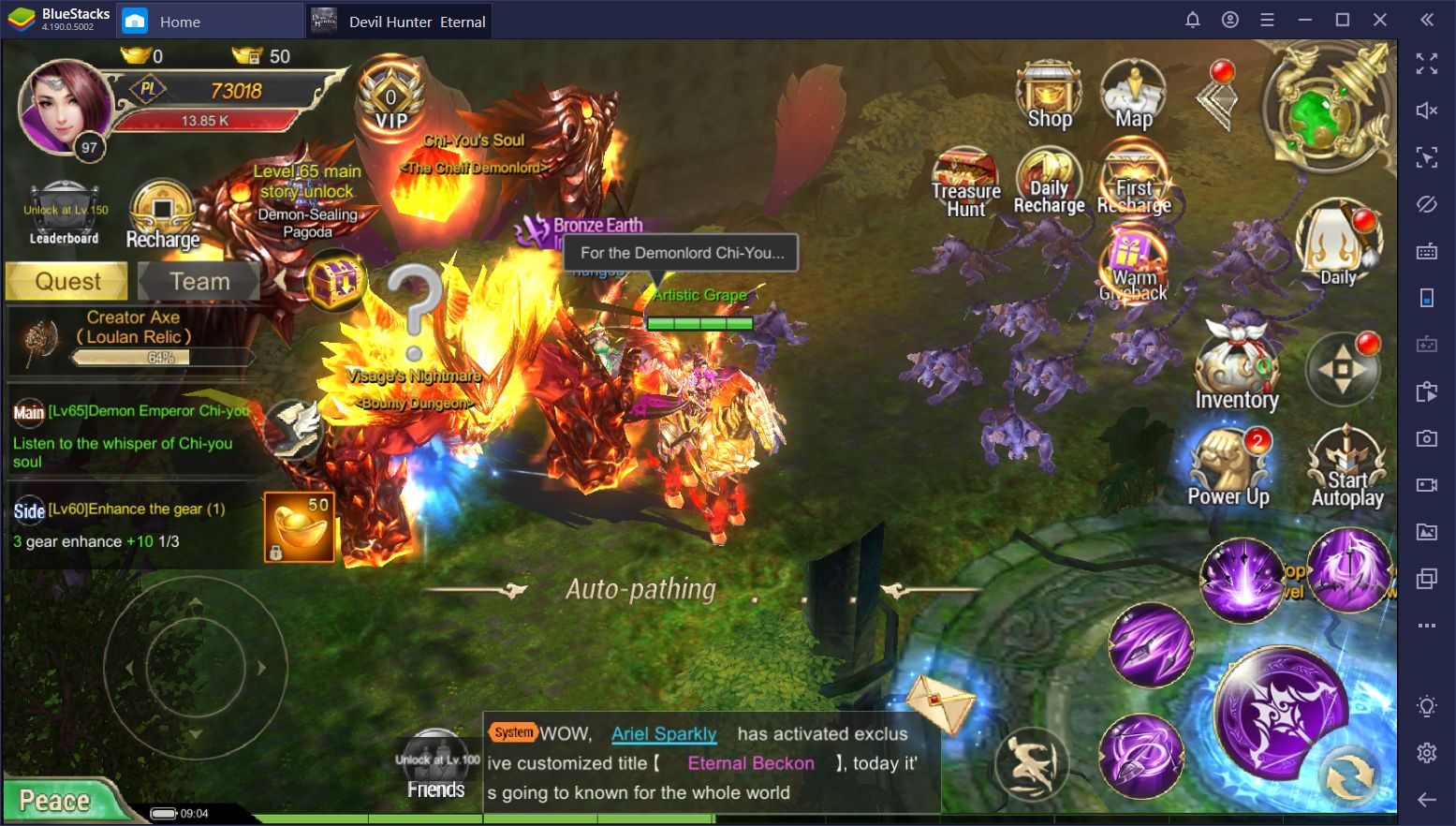Devil Hunter: Eternal War - Beginner's Guide for Getting Started in This Mobile MMORPG
