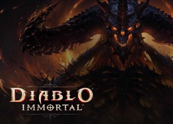 Diablo Immortal 'Entrando en Pruebas Regionales Pronto', Según Reportes