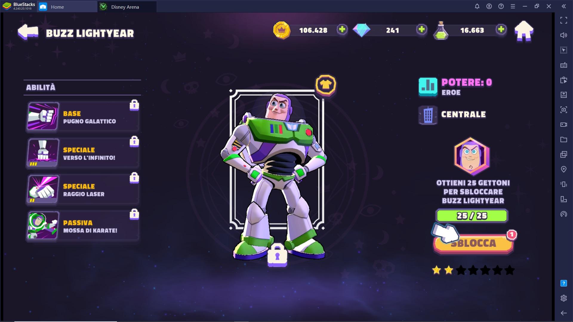 Gioca a Disney Sorcerer's Arena su PC e Mac con BlueStacks