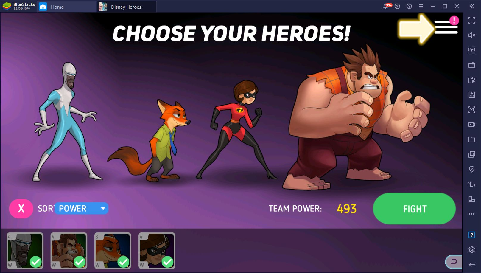Disney Heroes: Battle Mode – The Best Beginner Tips and Tricks