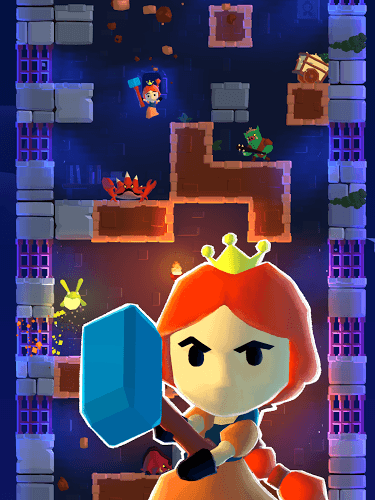 Играй Once Upon a Tower На ПК 8