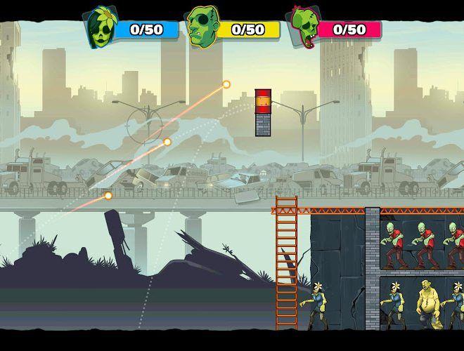 Играй Stupid Zombies 3 on pc 11