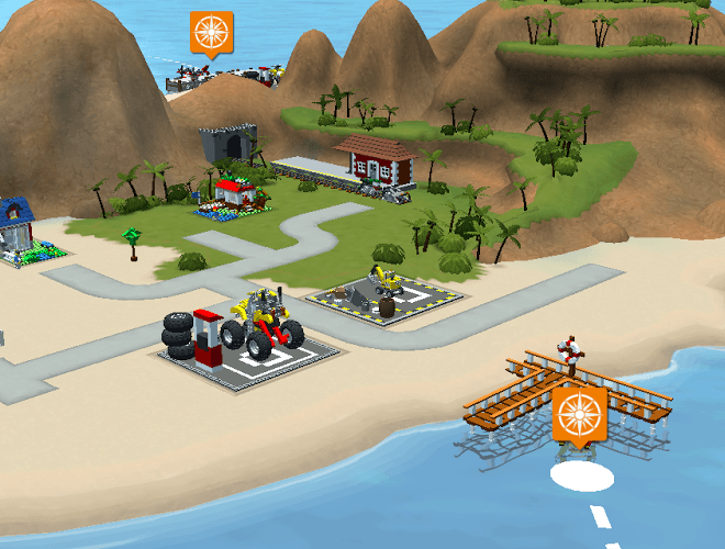 เล่น LEGO® Creator Islands on PC 6