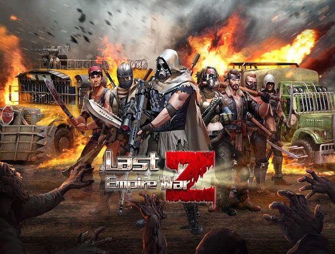 暢玩 Last Empire War Z PC版 9