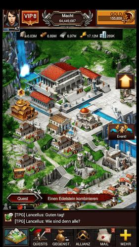 Spiele Game of War auf PC 8