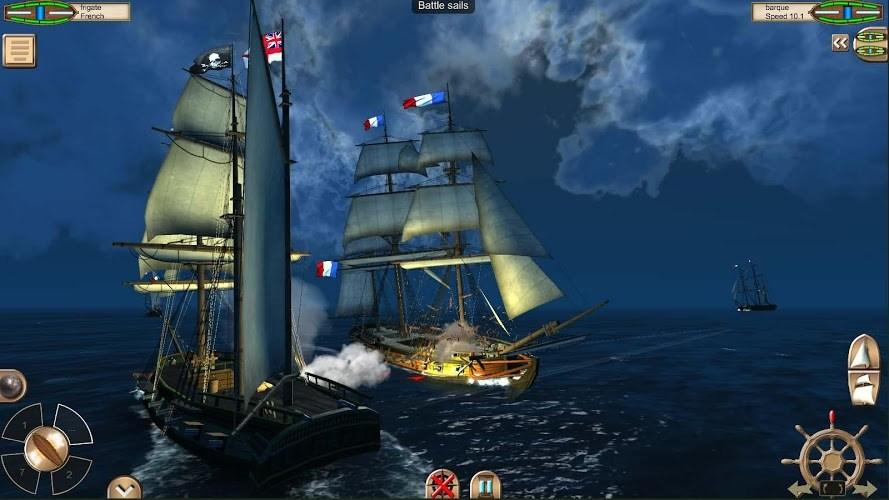 Играй The Pirate: Caribbean Hunt На ПК 3