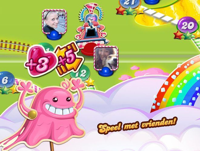 Speel Candy Crush on PC 12