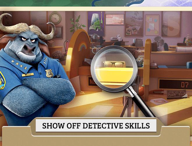 Play Zootopia Crime Files on PC 4