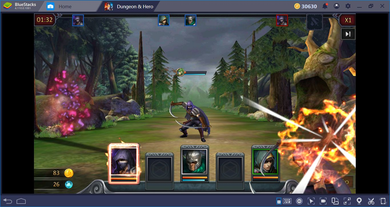 "Dungeon & Heroes 3D RPG Review: The ""4-In-One"" Mobile Game"