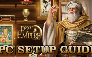 Days of Empire Heroes Never Die Setup Guide