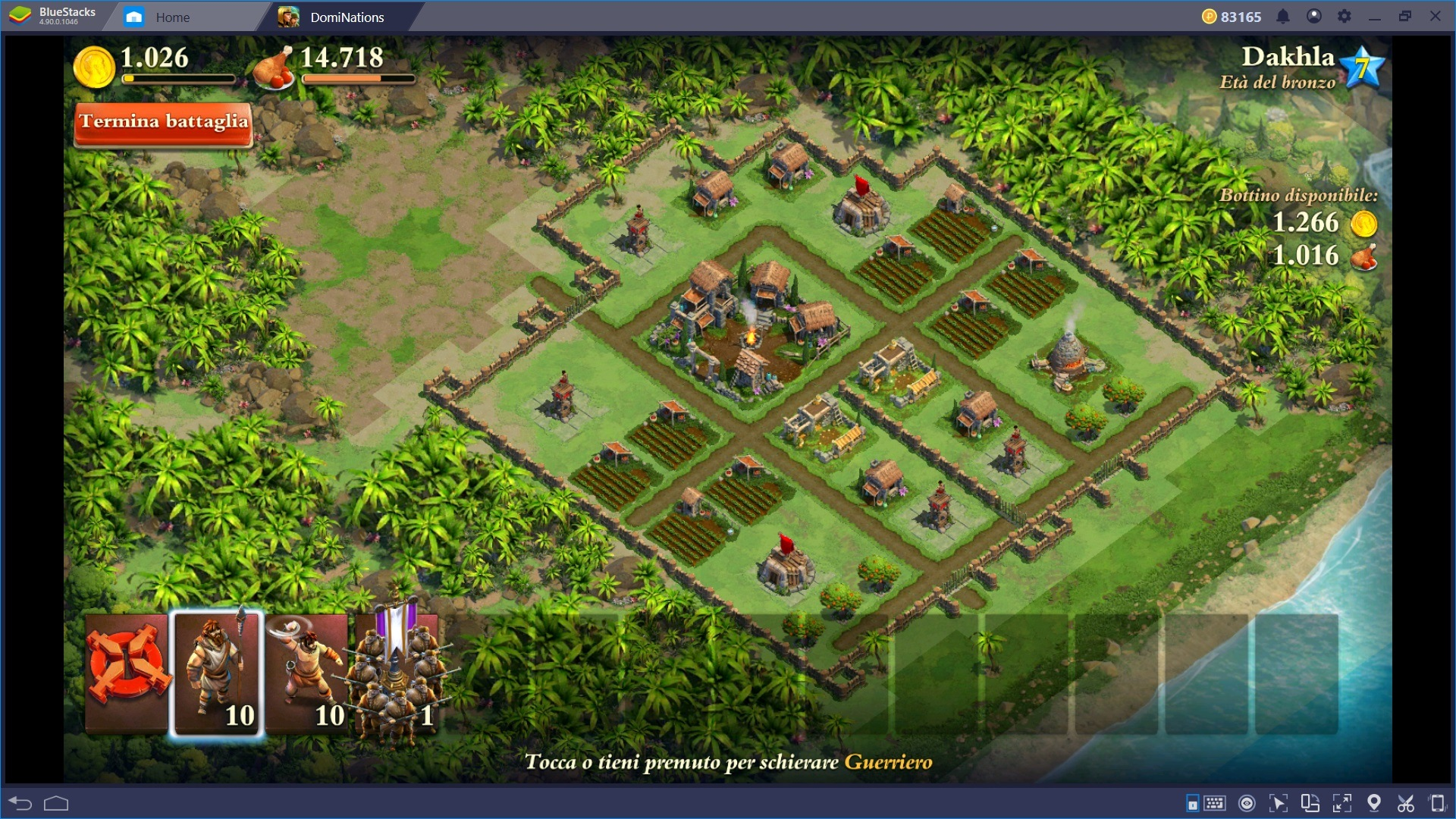 Come Attaccare e Difendere in DomiNations