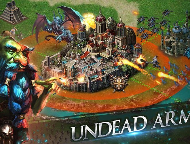 Play King of Rebirth: Undead Age on PC 5