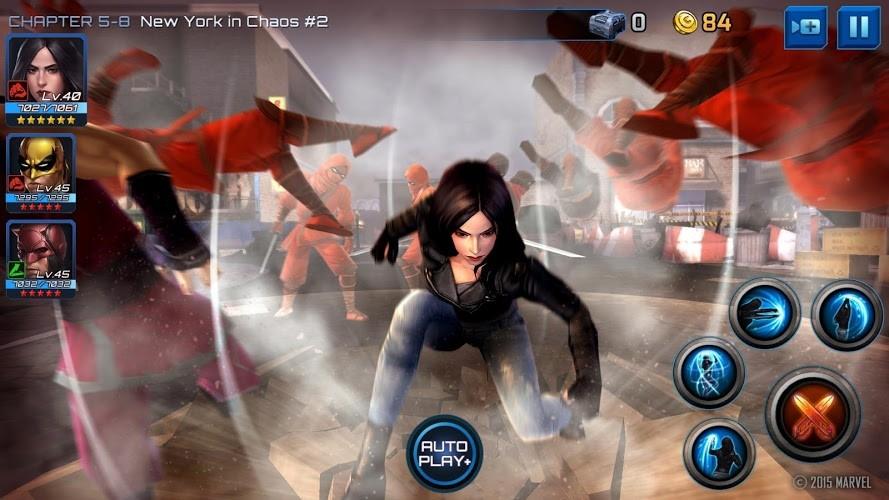 Jouez à  MARVEL Future Fight sur PC 28