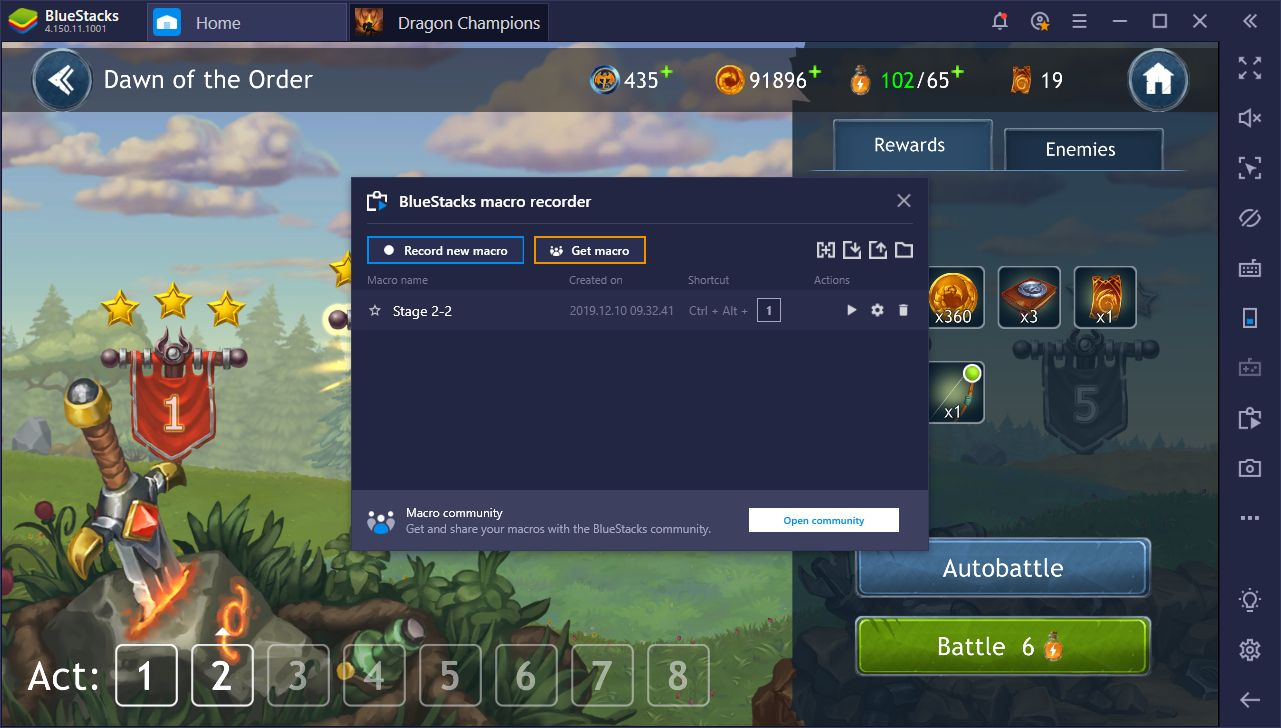 Dragon Champions on PC - The Complete BlueStacks Usage Guide
