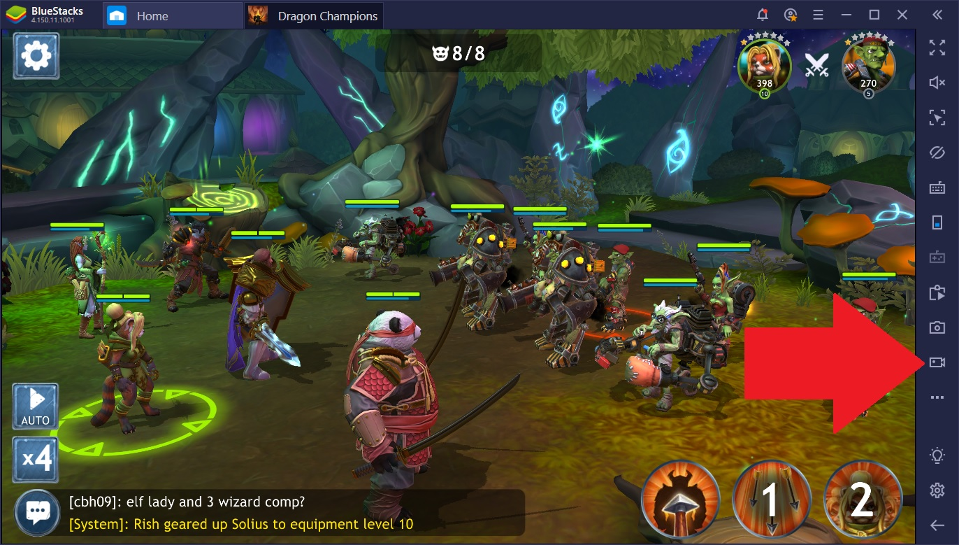 Dragon Champions on PC – The Complete BlueStacks Usage Guide