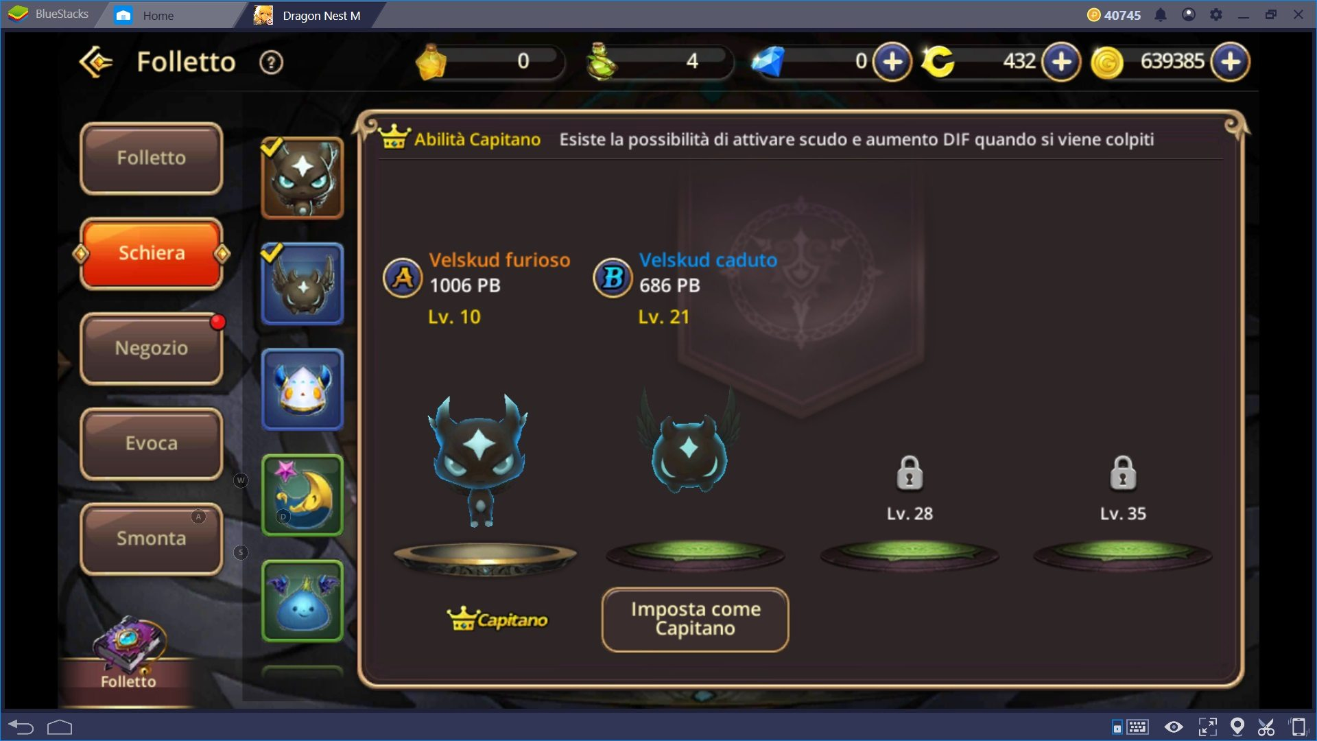 Come Utilizzare i Folletti in Dragon Nest M