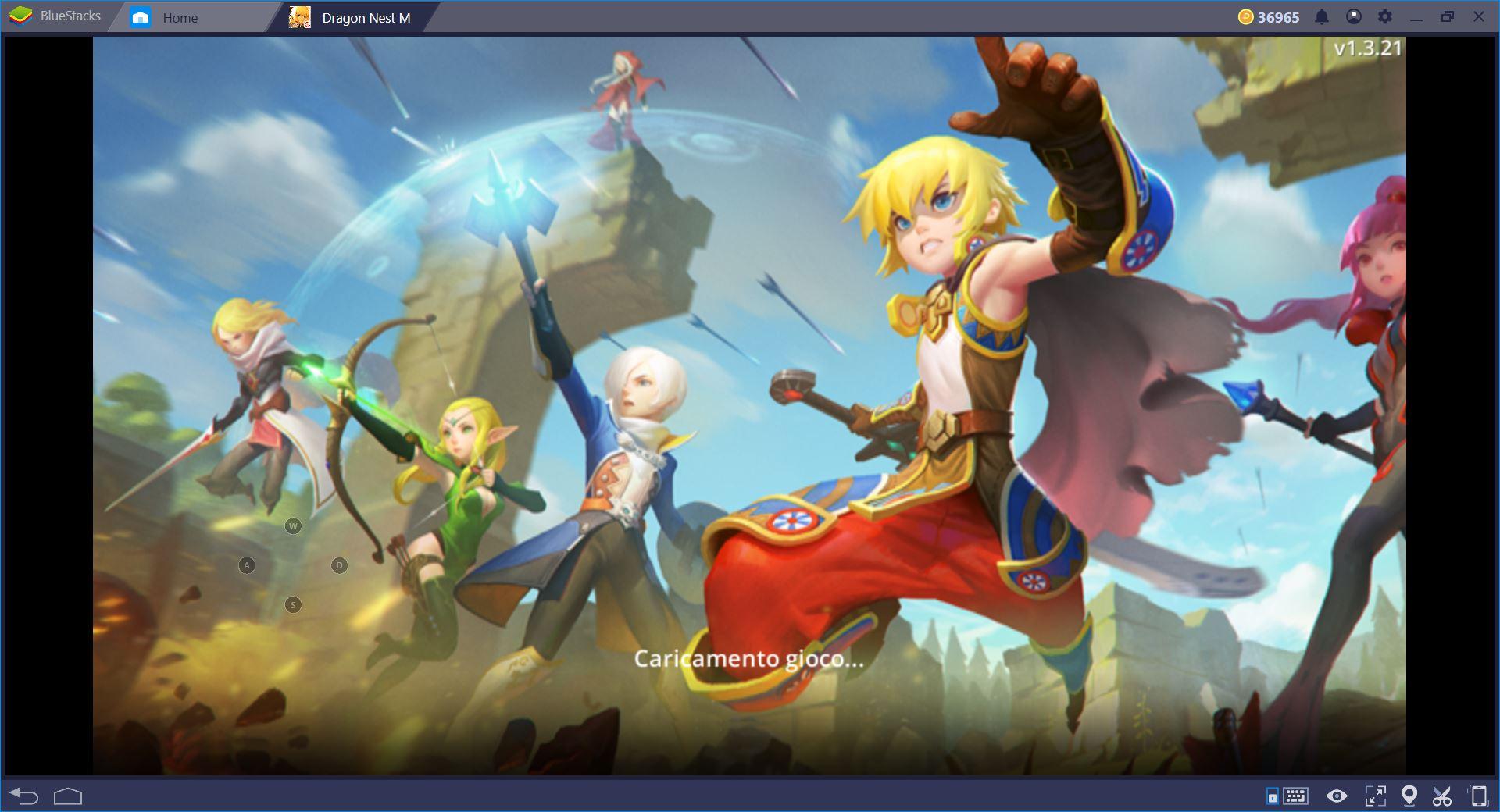 Dragon Nest M: La Guida per i Nuovi Giocatori