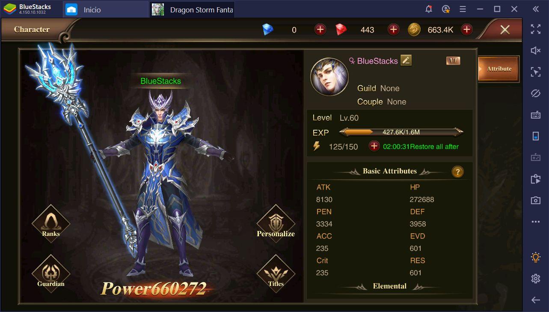 Dragon Storm Fantasy - Guía Para Avanzar Rápido e Incrementar tu Poder