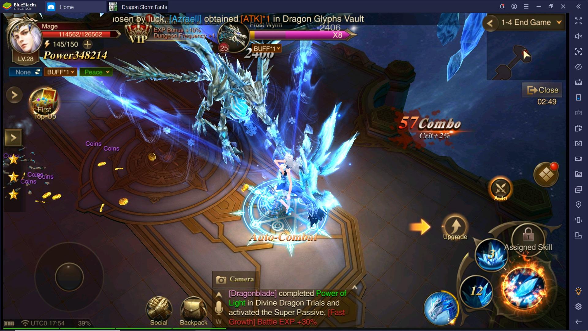 I migliori consigli per cominciare Dragon Storm Fantasy
