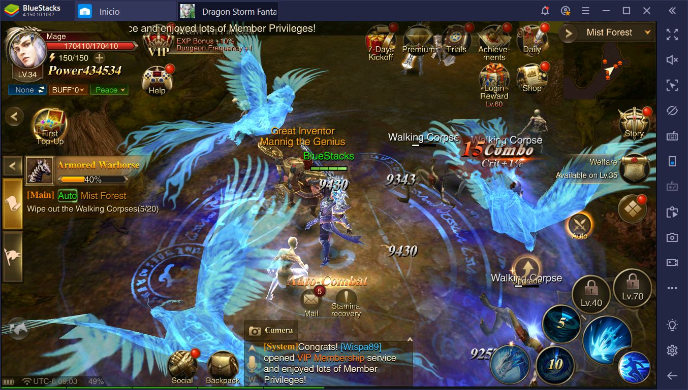 Dragon Storm Fantasy en PC – Libera a tu Dragón Interno con BlueStacks