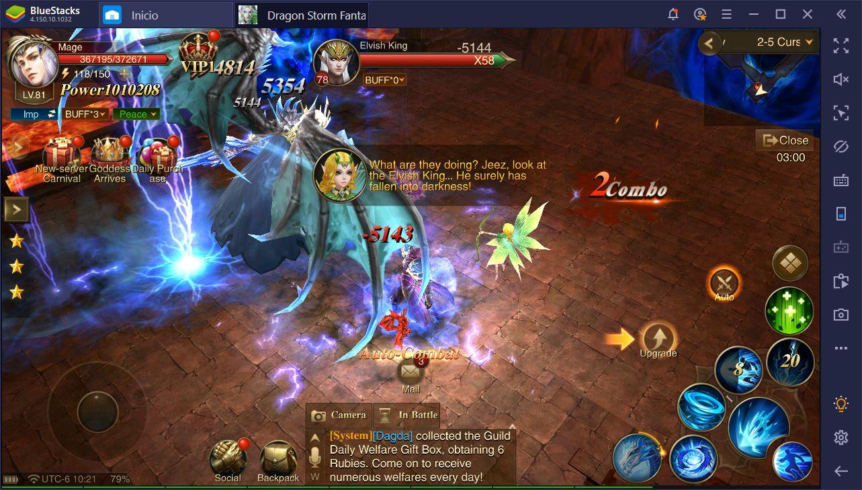 Dragon Storm Fantasy – Consejos para Subir de Nivel Rápido y Adquirir Podersoso Equipamientos