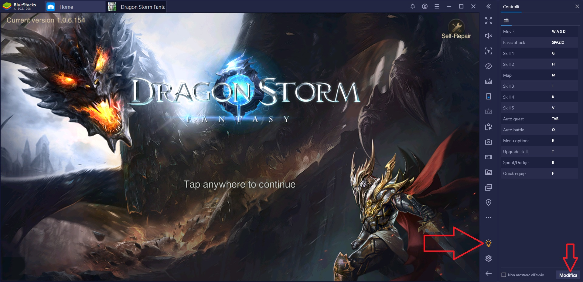 Dragon Storm Fantasy su PC – Risveglia lo spirito del drago con Bluestacks