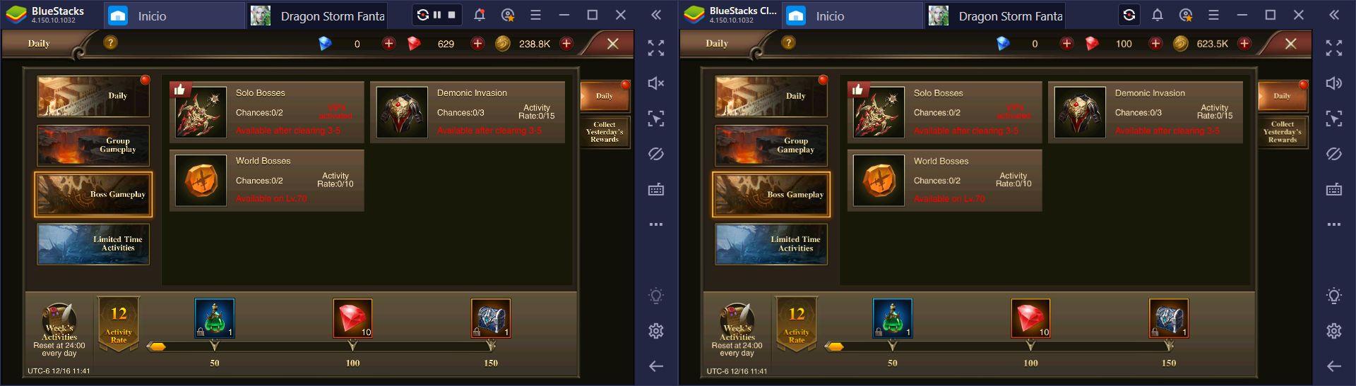 Guía de Principiantes Para Dragon Storm Fantasy