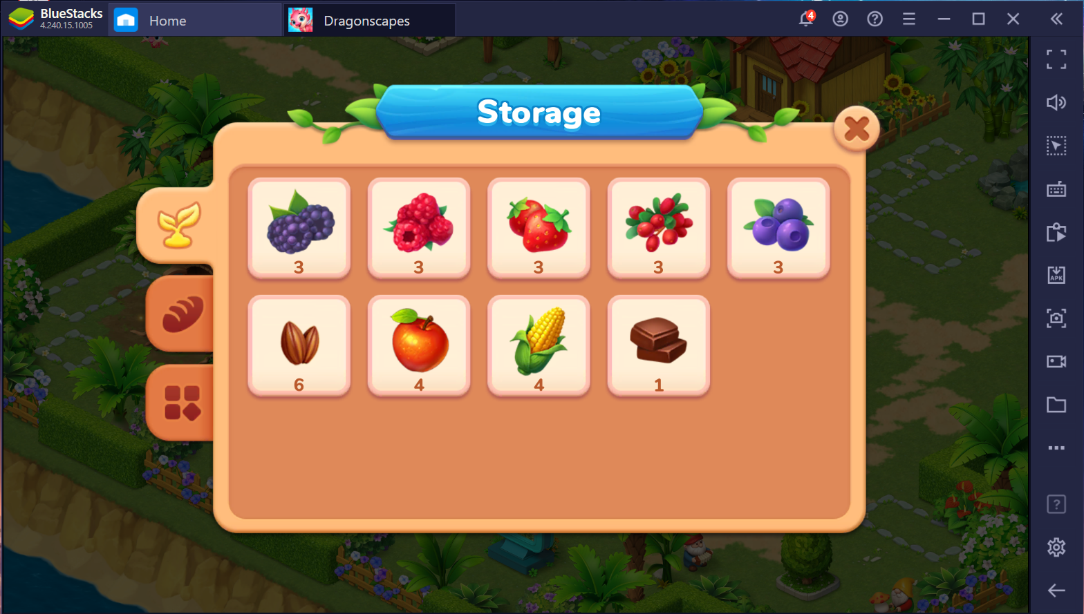 Dragonscapes Adventure on PC with BlueStacks: A Fun and Relaxing Game with Dragons!