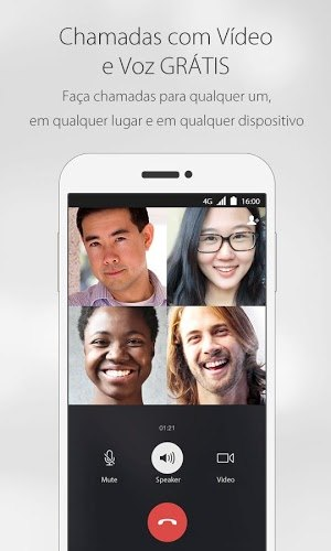 Jogue WeChat on pc 4