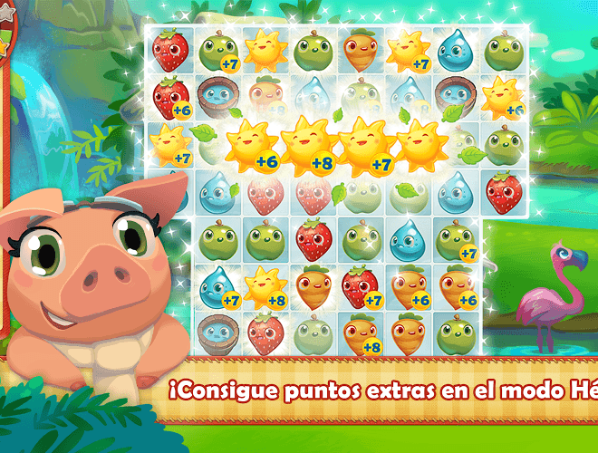 Juega Farm Heroes on PC 15