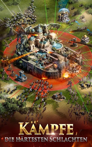 Spielen Clash of Kings on PC 4