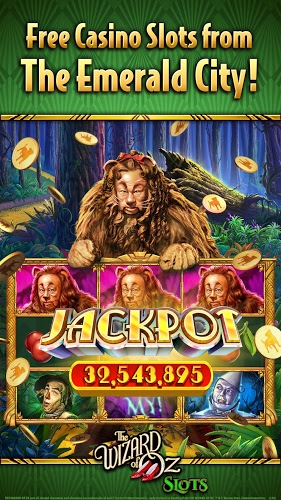 Play Wizard of Oz Free Slots Casino on PC 7