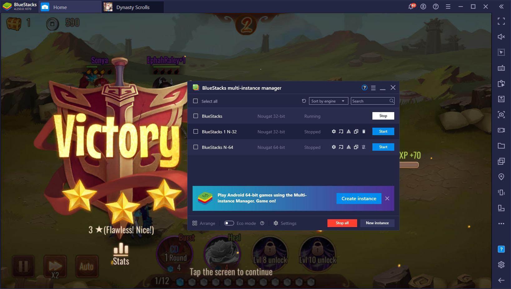 دليل Dynasty Scrolls للمبتدئين – أفضل النصائح والحيل للاعبين الجدد
