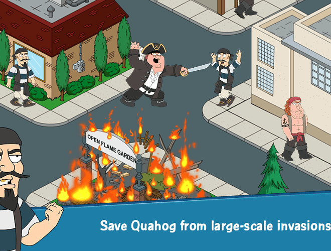 إلعب Family Guy: The Quest for Stuff on PC 17