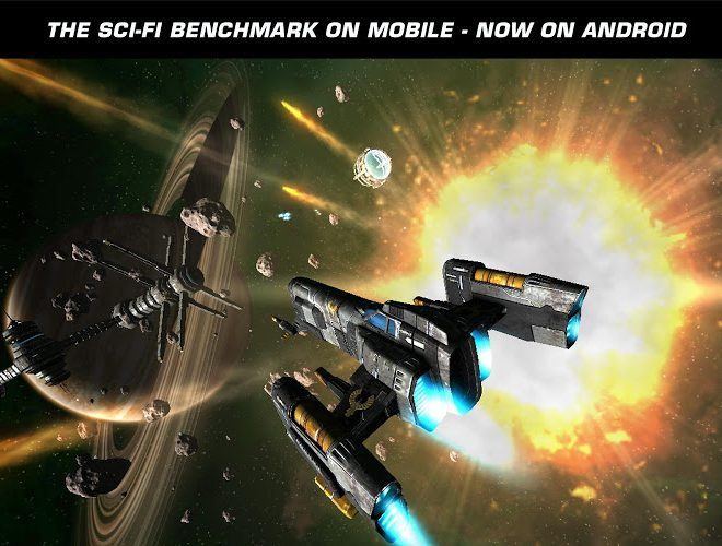 Play Galaxy on Fire 2 on pc 10