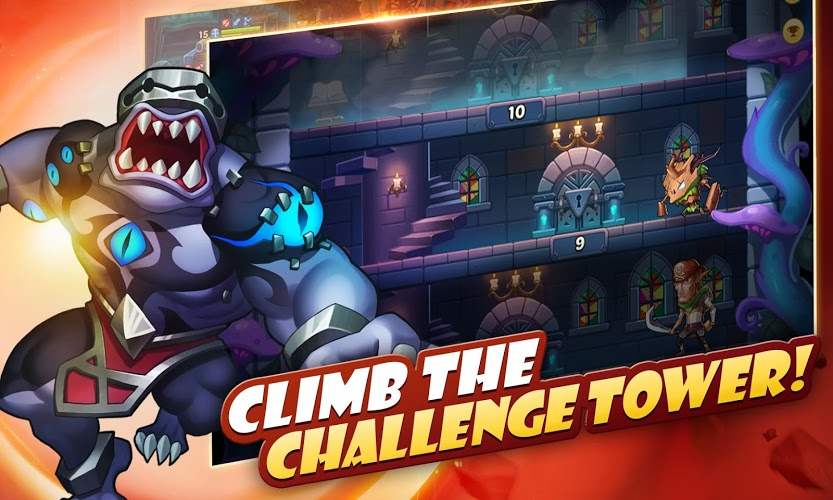 Play Idle Heroes on PC 8