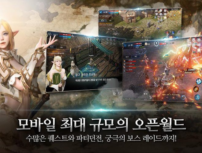 lineage 2 revolution pc download on mac
