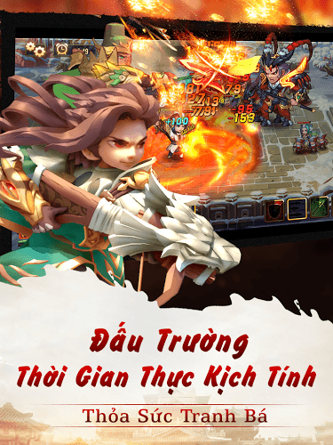 Chơi Tam Quốc GO  on PC 14