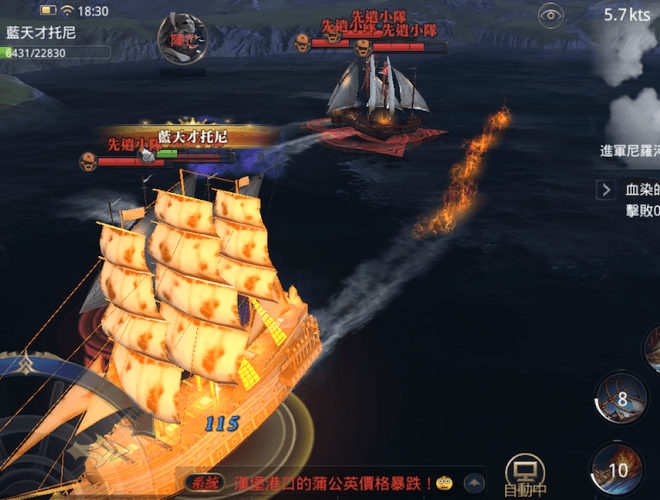 暢玩 大航海之路OL PC版 9