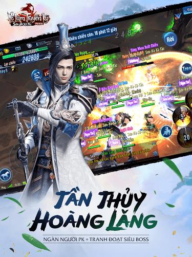 Chơi Võ Lâm Truyền Kỳ Mobile on PC 11