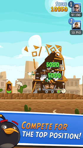 Play Angry Birds Friends on PC 6