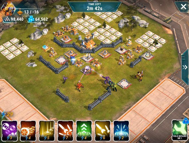 Play Transformers: Earth Wars on PC 8