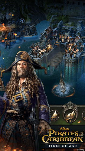 Spiele Pirates of the Caribbean: ToW auf PC 20