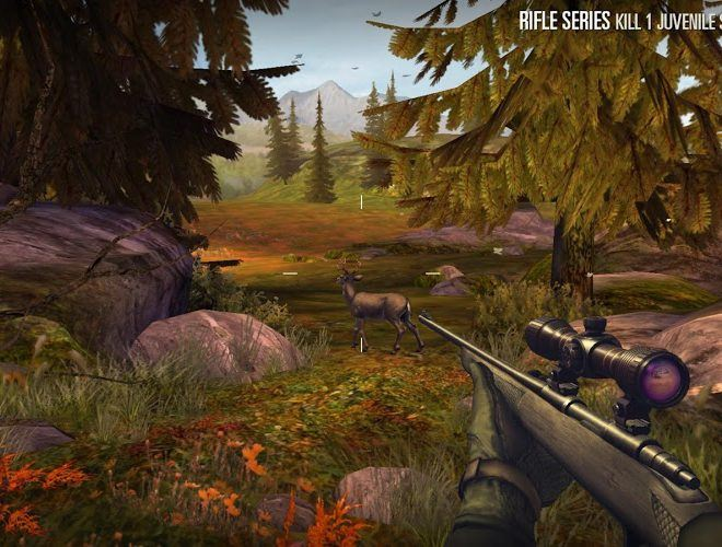 Играй Deer Hunter 2016 На ПК 16