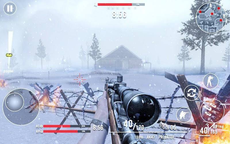 Играй Call of Sniper WW2: Final Battleground На ПК 7