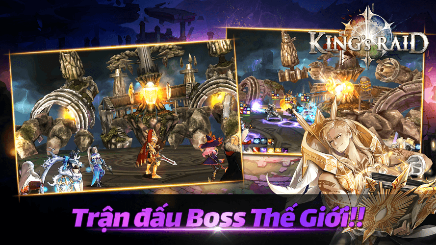 Chơi King's Raid on PC 11