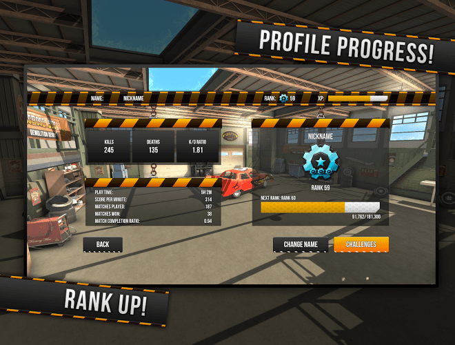 Play Demolition Derby Multiplayer on PC 16