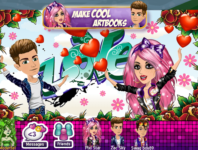 Play MovieStarPlanet on PC 14
